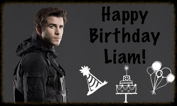 Huge Birthday Wishes to Liam Hemsworth!!  HAPPY BIRTHDAY LIAM!
