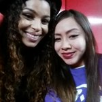 RT @JENFROMBK: What a sweet soul! You may see her on a #LadiesFirst episode...working on it ☺. @jordinsparks http://t.co/lvVsNX96wc