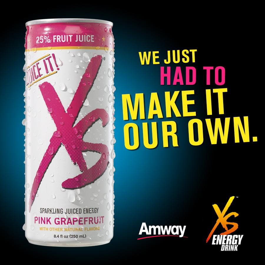 AMWAY ACQUIRES XS! After more than a decade together, @xsnation is now officially part of the @Amway family! http://t.co/cff0Mnq51D