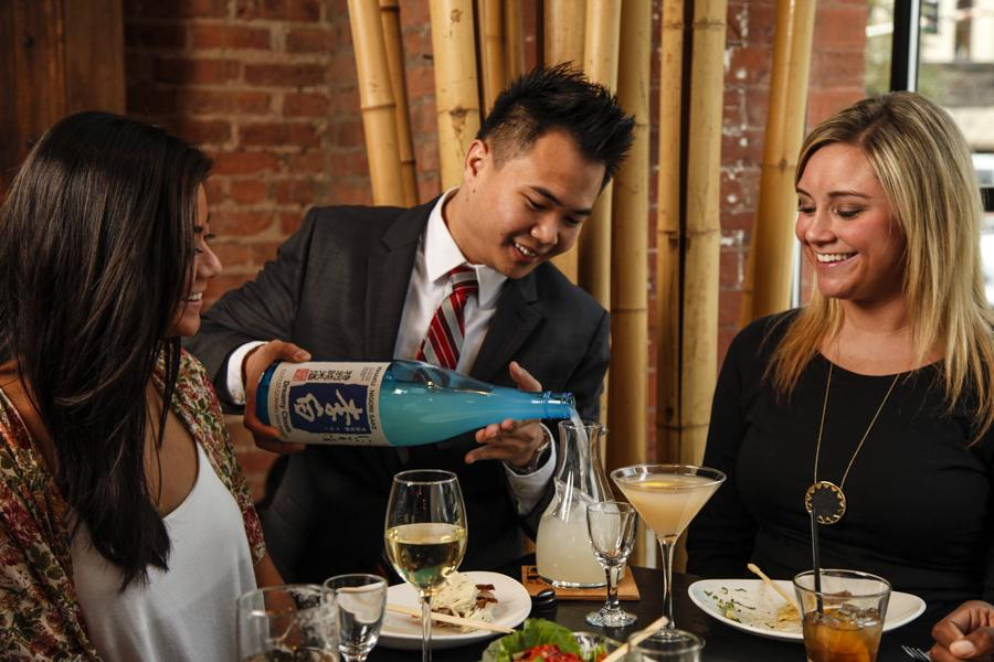 If haven't met our Operations Manager, @choon_sunda, you must! Join us from 5-7p for Sake Social, hosted by Choon! http://t.co/ecHZxCyTvB