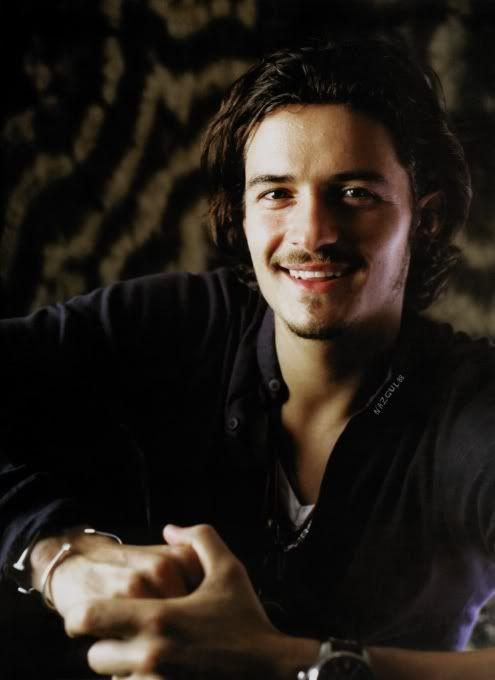 Happy Birthday, Orlando Bloom! xD