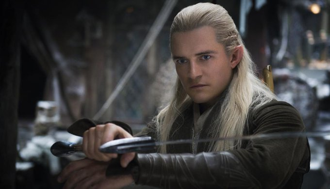 You re still young in elf years, Orlando Bloom! Happy 38th birthday! Immortality is a good look!