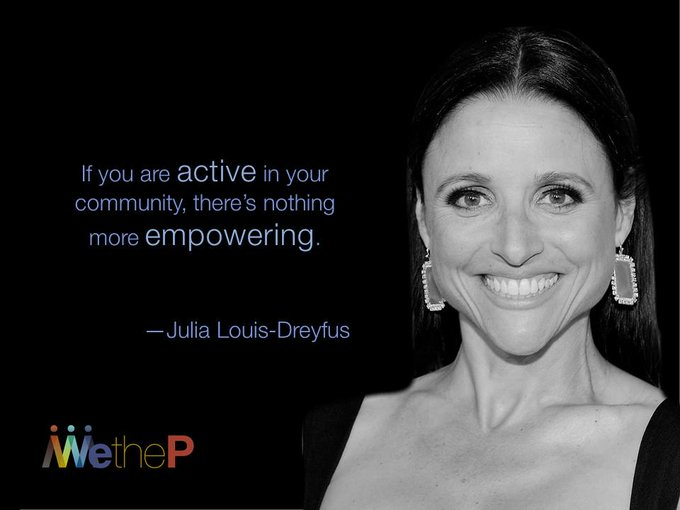 Happy Birthday, Julia Louis-Dreyfus is an American actress, comedian, and producer.