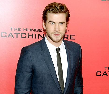 Happy 25th birthday Liam Hemsworth!