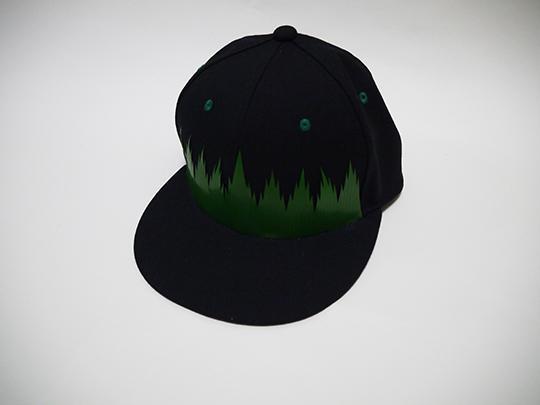 ヌケメさんとのブランド「TANUKI」新作はバラン帽!前面にバランを配し各所に緑が施された一品!バランとはおかずを仕切っているあいつですよ。TANUKIウェブと各所で販売開始。詳しくは→ http://t.co/egZA0OGghZ http://t.co/XyrqHaKkb6