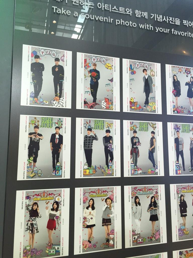 夢のコーナー♡♡♡約500円で写真が撮れます http://t.co/TBkuiLzc6D