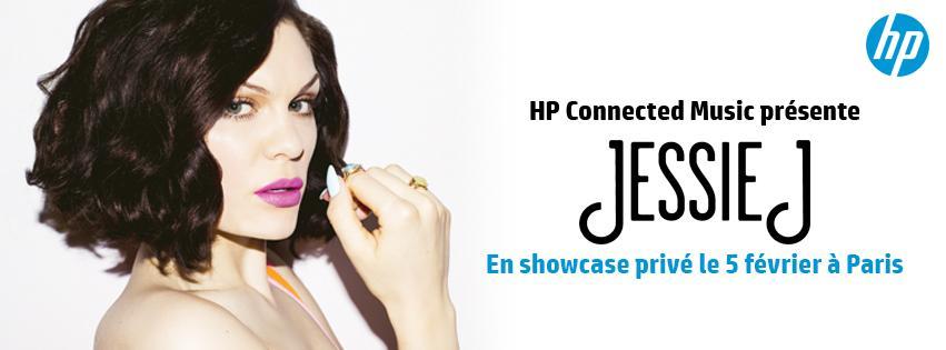 RT @JessieJ: Salut ? mes fans Fran?ais, je vous donne RDV le 5 f?vrier ? Paris pour mon concert ?v?nement avec #HPConnectedMusic http://t.c?