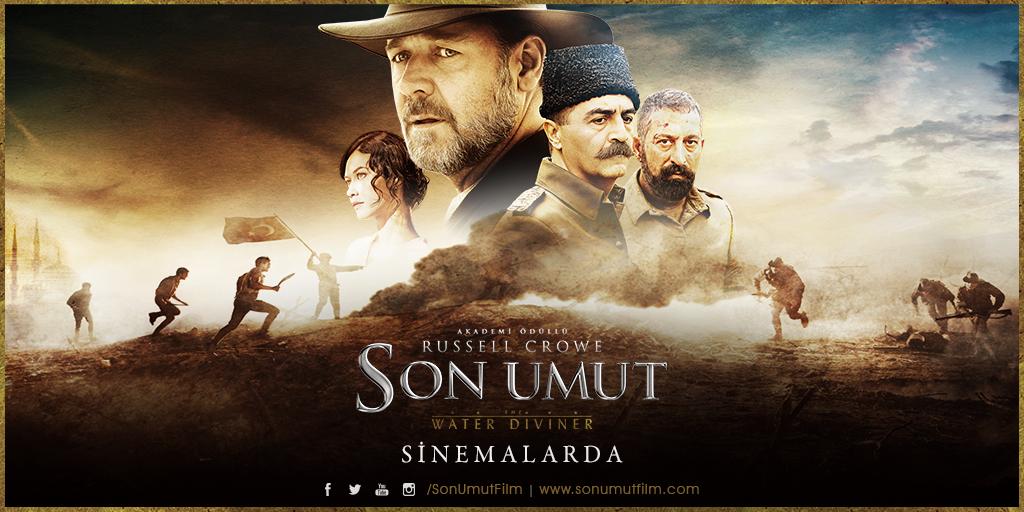 Bizi takip et ve bu iletiyi RT'le, @SonUmutFilm'ine @Cinemaximum'dan çift kişilik bilet kazanacak 10 kişiden biri ol! http://t.co/1MtxboVIhk