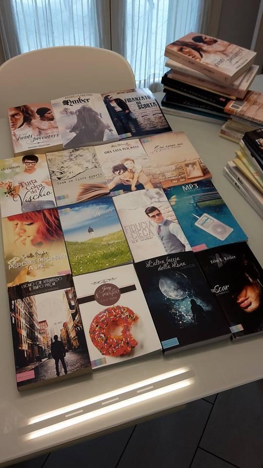 Sono magnifici!  #libri #books @TriskellEdiz pronti per il Buk Festival :) http://t.co/7Pp4ectnhq