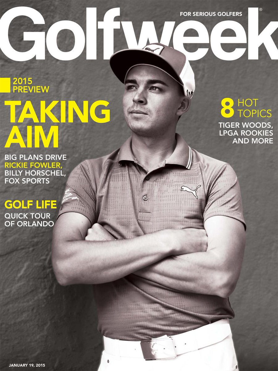 .@RickieFowlerPGA on the cover of the new-look @GolfweekMag. Enjoy this first issue, on us: http://t.co/P9MYN1pu17 http://t.co/etB3FQZQF3