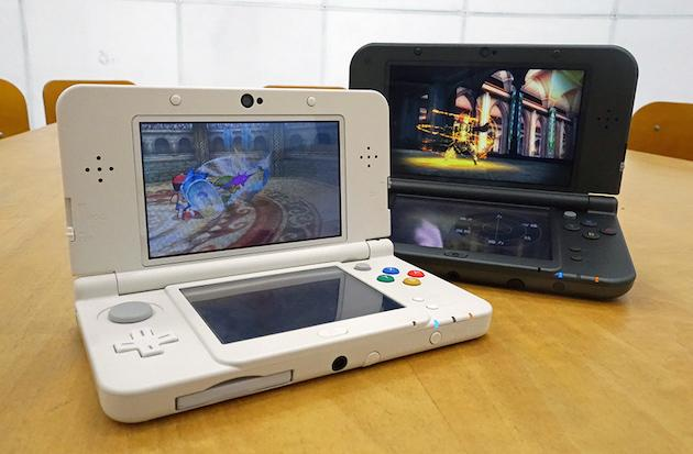 Nintendo's 'New', more powerful 3DS launches in North America and Europe on February 13th http://t.co/mXYWiIenAZ http://t.co/SX2ZExN370