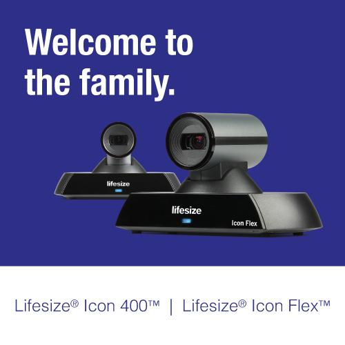 We welcome Lifesize Icon 400 & Lifesize Icon Flex to our family. Learn more in today's blog: http://t.co/0sSVnIBNGr http://t.co/0GPtj7Yjak