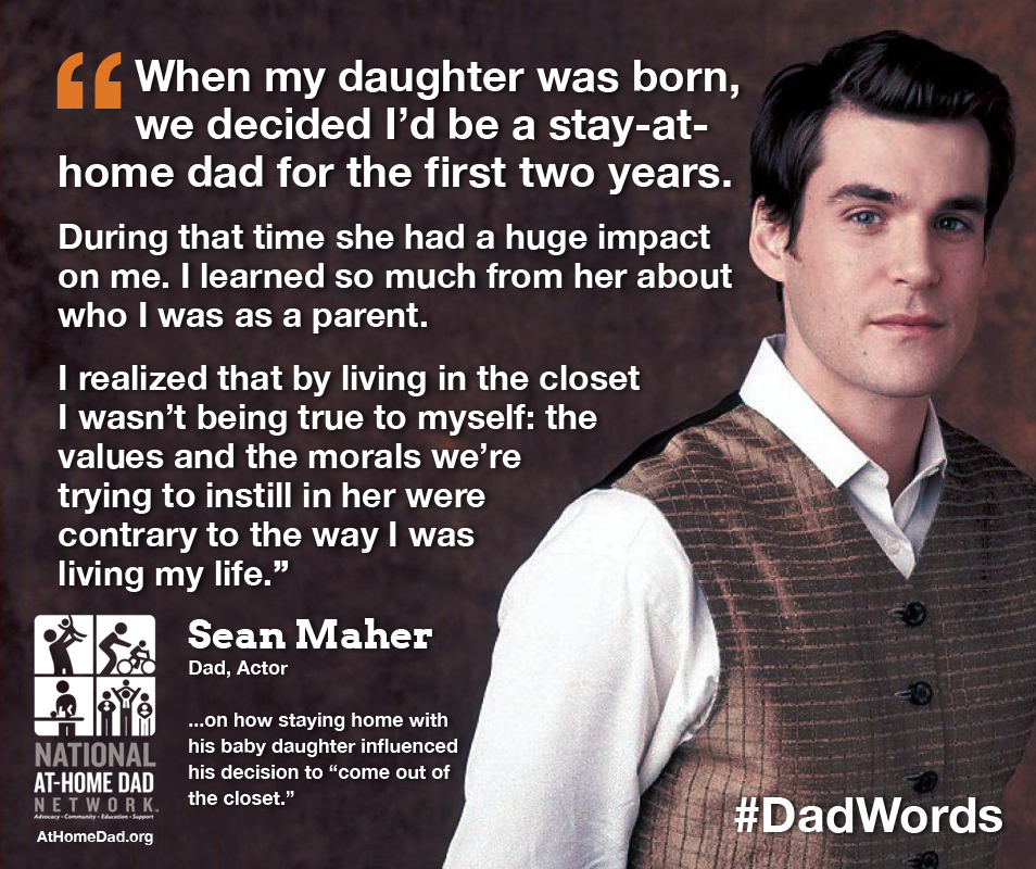 """Dads Rock! """"@homedadnet: Thanks @Sean_M_Maher for this weeks #dadwords! #dadsrock #athomedads #sahd #parenting http://t.co/mWAFwgwWfY"""""""