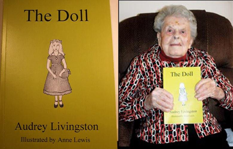 Audrey Livingstone, 100 has just had her first children's book published - http://t.co/8dFQMdbHnm #ageing http://t.co/K2MtlV7Y64