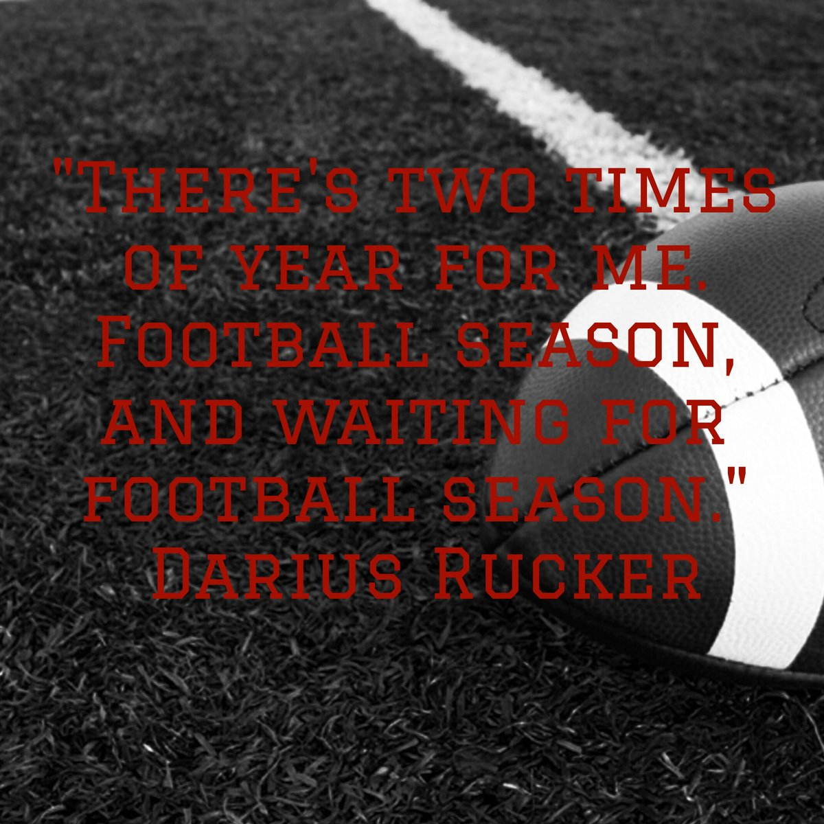 227 days until college football is back. Just sayin'… http://t.co/2NxCCz3yJV