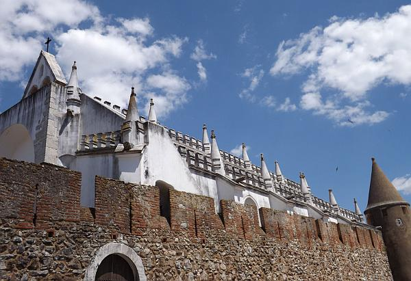 The Castles of Alentejo in Portugal  - city center castles turned into hotels @Enterprise