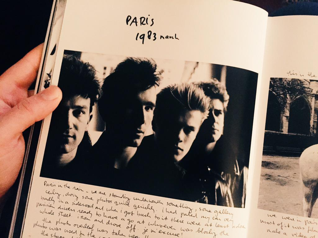 RT @andybarron: anton corbijn's @u2 & i book is one of the greatest music photography collections i have ever seen http://t.co/TG1G8SILsJ