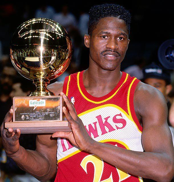 Happy birthday to a top 5 player of all time. Dominique Wilkins you are a legend.