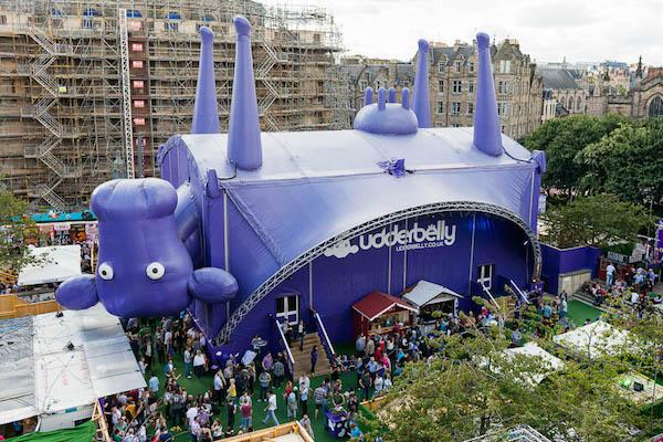 Udderbelly is moo-ving to George Square this Fringe during Bristo Square's redevelopment work. http://t.co/OWf3v4vPcy http://t.co/Df81ZunxYt