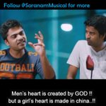 RT @SaranamMusical: How many of you accept this dialogue? If yes RT, else favorite.. @iam_str @NayantharaU @pandiraj3 @ActorSoori