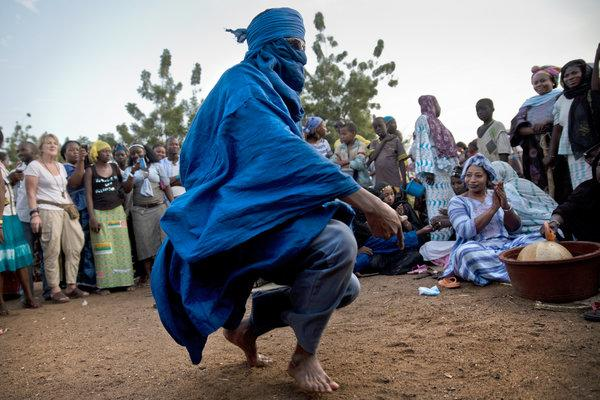 A dispatch from the Festival on the Niger, in Ségou, Mali. (Ben C. Solomon for NYT)