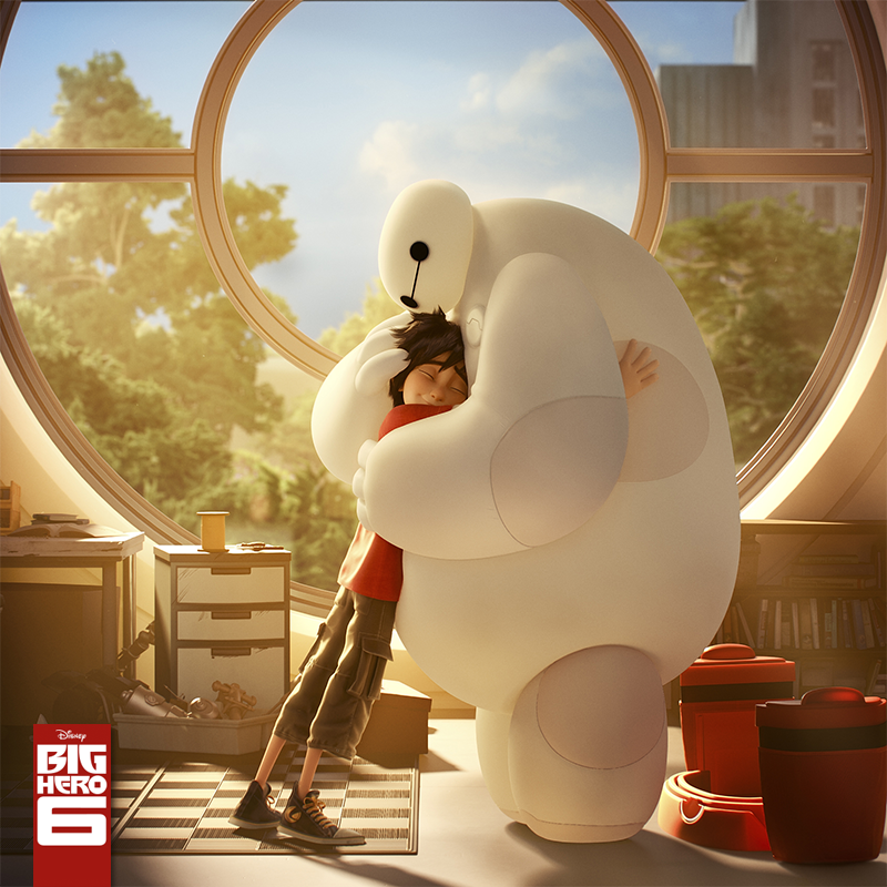 #BigHero6 is now an Academy Award nominee for Best Animated Film! Congratulations to the entire team! ●—● #OscarNoms http://t.co/FpVh9BCJcJ