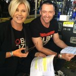 With @Deborra_lee co-hosting the @TheGPP  in Central Park. Awesome day. Awesome effort by all.