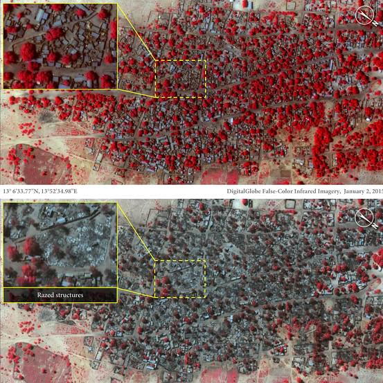 Satellite images 'show Boko Haram massacre' in Nigeria, says @amnesty http://t.co/mxqoIVtf7g http://t.co/674Mb1E4dk