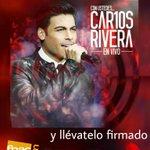 Preordena #ConUstedesCar10sRiveraEnVivo en @Fnac_ESP y llévatelo firmado por @_carlosrivera http://t.co/glgrbRRuLd http://t.co/ZkR4rXKF0p