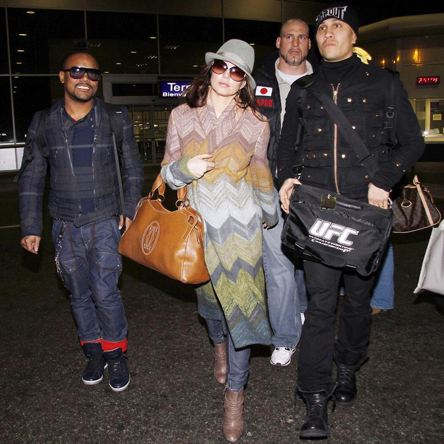 #tbt 2010: @Fergie in GALLOP #ankleboots w/ @apldeap @PascalDuvier & @TabBep in #NiceFrance.✈