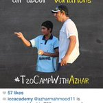 RT @EbbaQ: Check out @ICCAcademy #Instagram pic on the @AzharMahmood11 #T20 camp this February ! Come and work on variations