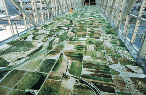"SMF's ""Flying Carpet"" mentioned in USA Today's article:"