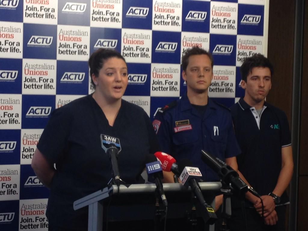 "Nurse Kate works night shift: ""penalty rates are important to me"". #ausunions #auspol http://t.co/PyHPS3Q7Lh"