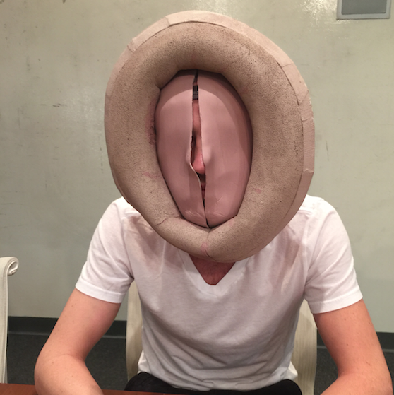 Giving away this 100 percent authentic @_bigcat butt mask! → watch ...