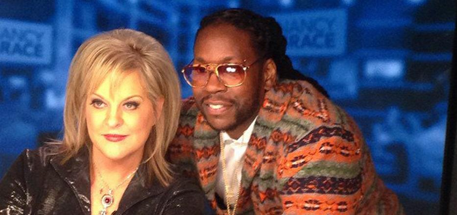 She had no idea.. RT @RevoltTV: #NancyGrace Wants A Rematch With @2Chainz, Should He Accept? http://t.co/kfL37in9n6 http://t.co/fBomYYX7v2