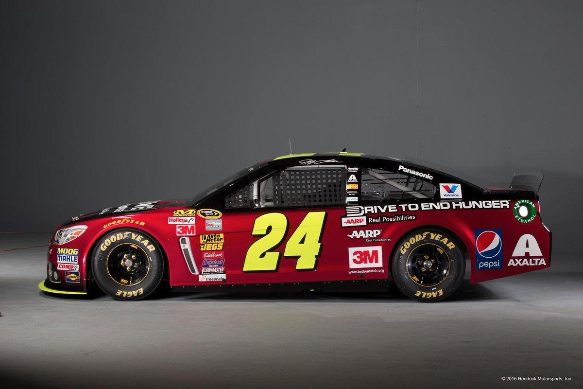 Seriously, we LOVE this car! #Team24 #DTEH #NASCAR http://t.co/DxuX3qOki5