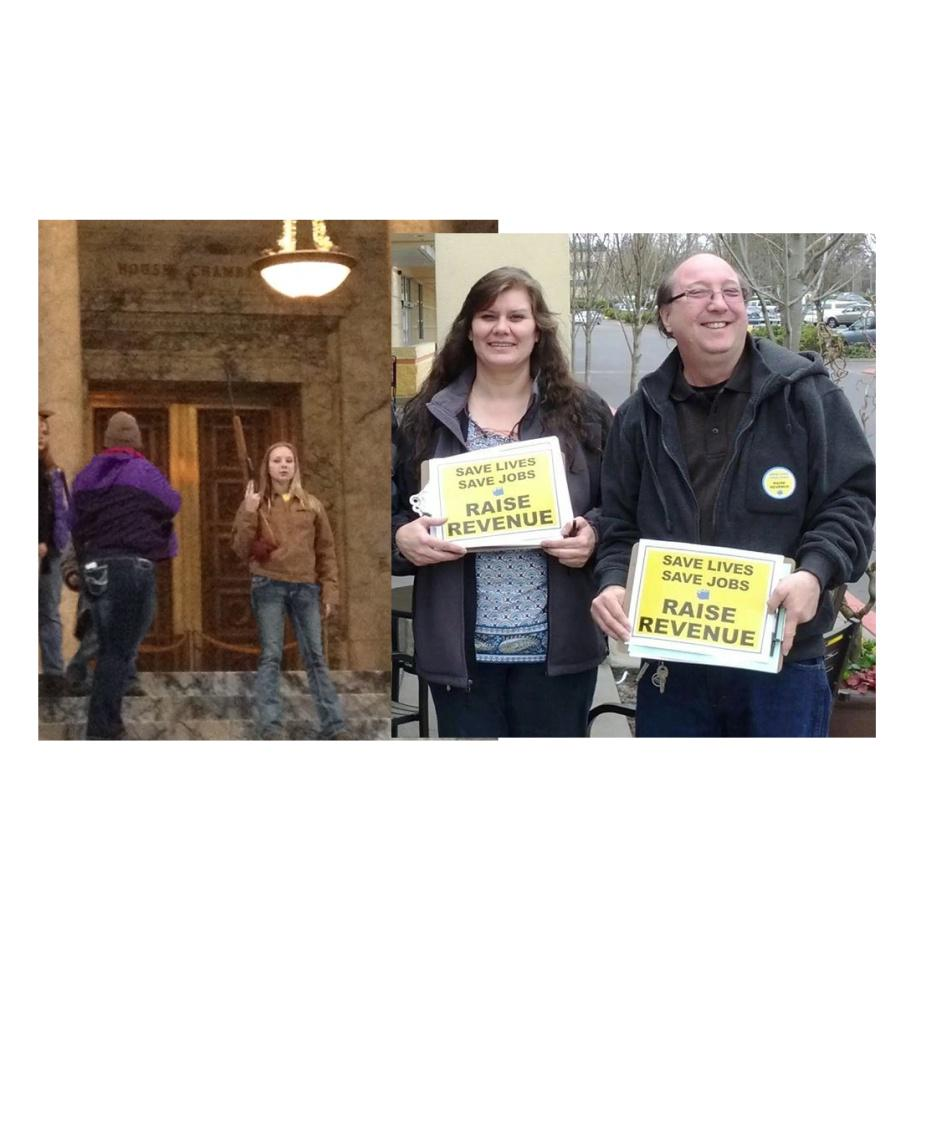 Guess which of these is NOT allowed at the House chambers doors? #gunsense #waleg http://t.co/JpBmbsMQFx