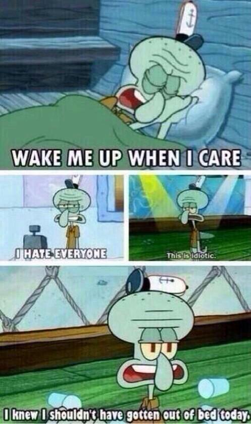 Realizing you grew up to be squidward: http://t.co/LG33Xjgrvb