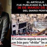 informó un GRAN PERIODISTA x denunciar mataron a NISMAN Nadie habla d la denuncia Olvidaremos a Pepe y a NISMAN? http://t.co/ZnXSTzRjTN