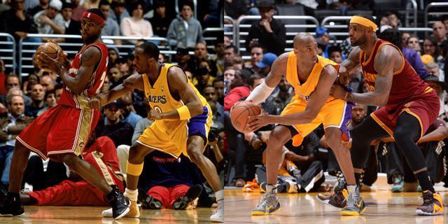 Greatness RT @NBA: 2004 & 2015 http://t.co/YPl8yX8J0U