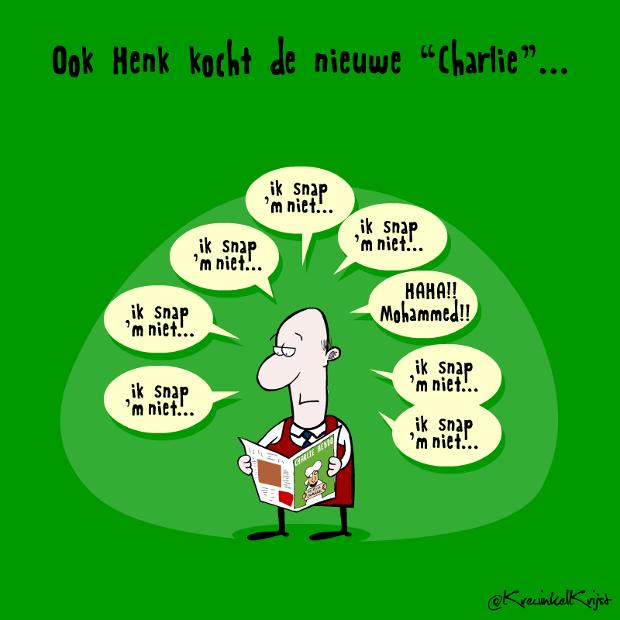 Mocht iemand 'm nog niet gezien hebben... RT @Joop_nl: 'Ook Henk kocht de nieuwe Charlie'  http://t.co/yuQplaBWvW http://t.co/OhKiNEey6G