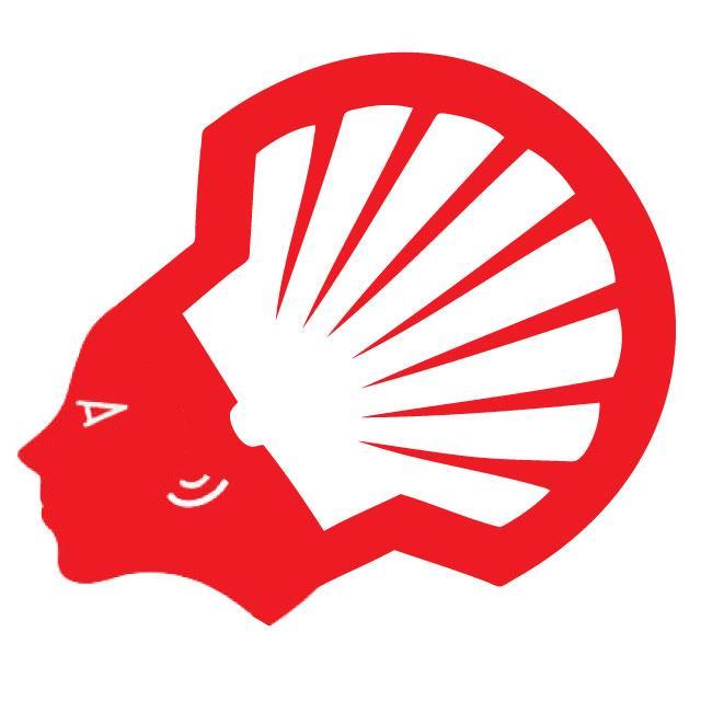 出光と昭和シェル石油が合併したらロゴマークはどうなるんだ!と言う人がいるので考えてみた。 http://t.co/F6qHmAzzOq