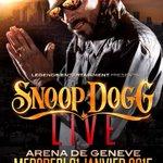 Switzerland !! Catch tha big boss Dogg live #Geneva arena jan 21 !! S/o @iforphin http://t.co/7AbDGRCQW0
