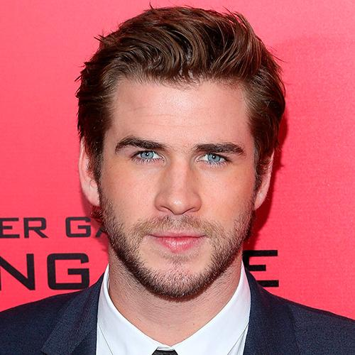 Those eyes! Happy birthday to our ELLE Man of the Week, Liam Hemsworth