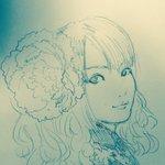 """う、うわぁぁぁぁぁ❤️❤️❤️❤️❤️❤️❤️ありがとうございます❤️❤️❤️❤️❤️❤️""""@fujishimakosuke: 御伽ねこむさん描きましたー http://t.co/H3J3BmxQLT"""""""