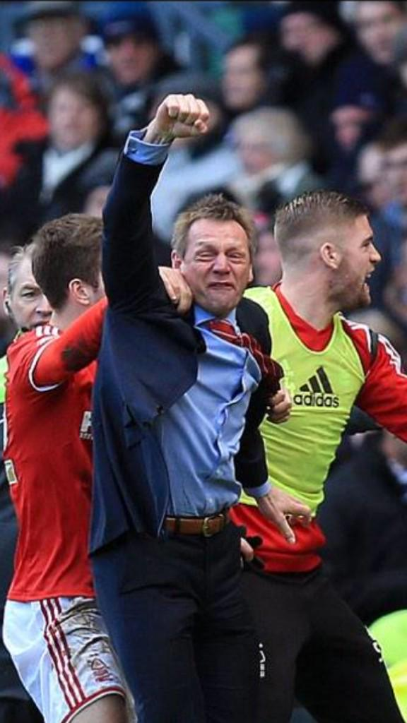 When a picture speaks a thousand words. #nffc http://t.co/cRUKxpxGWM