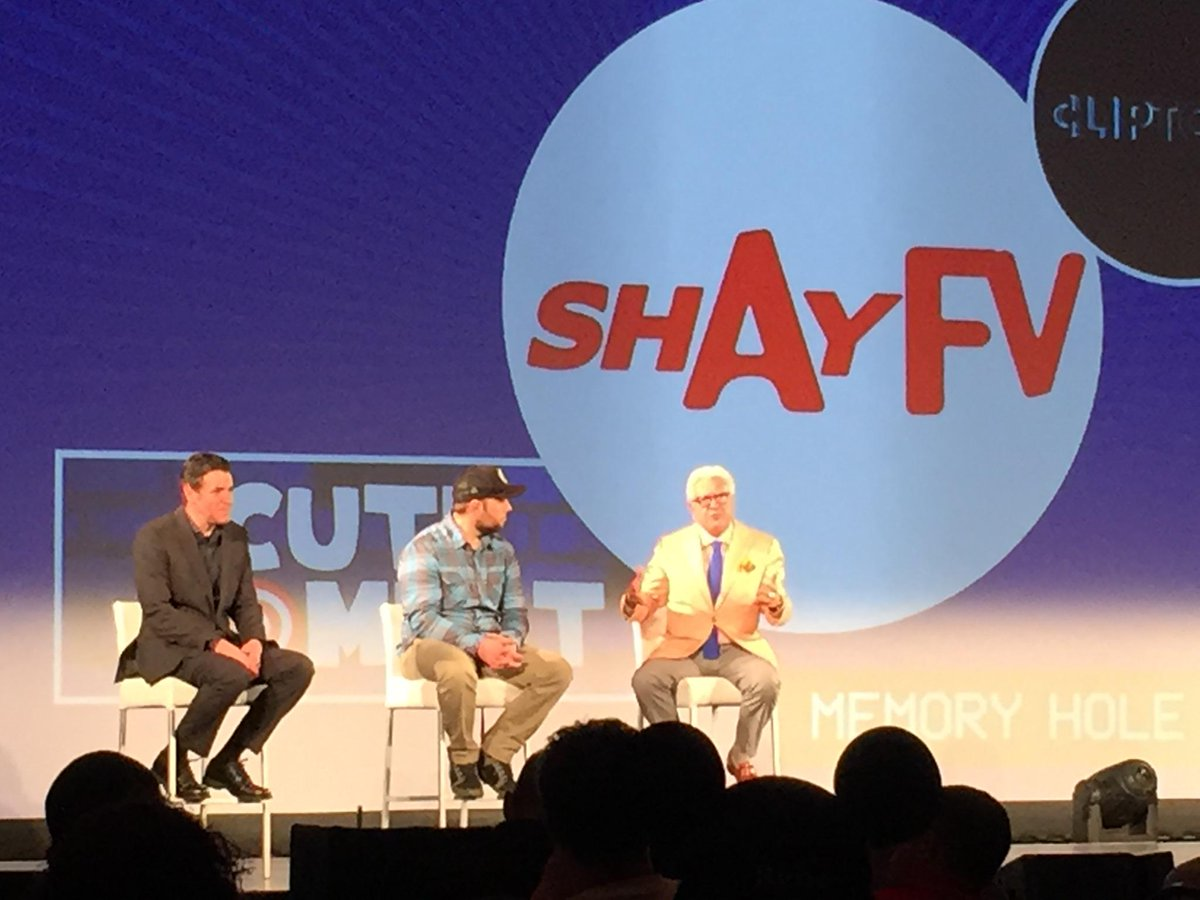 Good to know @AFVofficial won't use staged clips. All video vetted. #DisneySide #MakerAllStar http://t.co/YMWojLBPJo