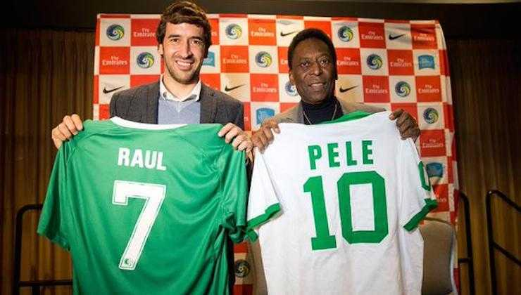 Transcript of the @NYCosmos' Q&A event with @Pele and Raúl: http://t.co/s83QMqQqjx #NSCAAPhilly @NSCAA http://t.co/SWmtJYPECa