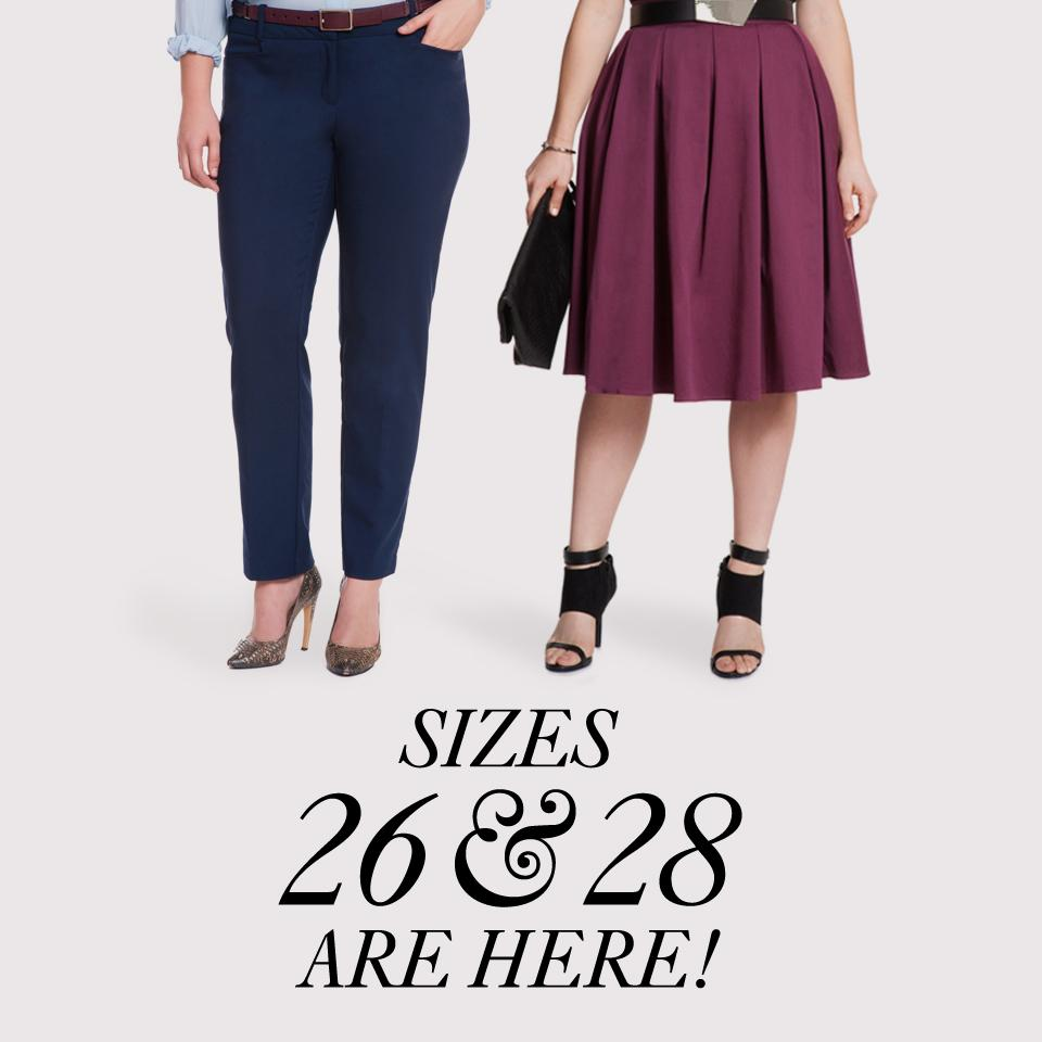Rt:@ELOQUII: Sizes 26 & 28 are here! Get the scoop on everything you need to know >> http://t.co/37HF8TK0jA http://t.co/nqkprwZ1mW