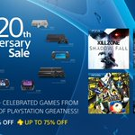 This week in PS: http://t.co/8nBnsaqVzo PS Now subscriptions, Anniversary Sale, 2014's top PS Store sellers, and more http://t.co/1zSnUX88Om